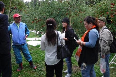 第1回農業農村体験モニターツアー